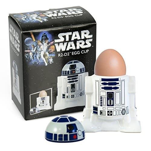 Star Wars R2 D2 Eierbecher mit Deckel