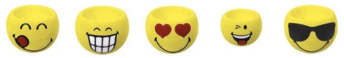 Smiley Eierbecher Zak Designs